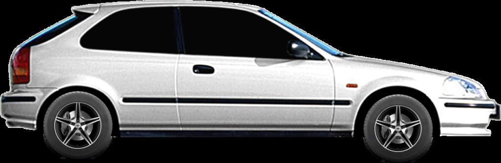Battery for HONDA CIVIC VI (Generation 6) Hatchback (EJ, EK)