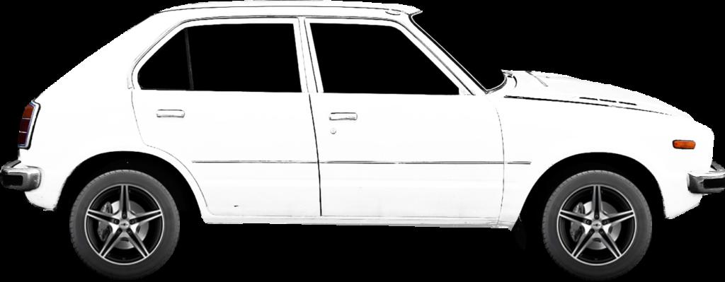 Battery for HONDA CIVIC I (Generation 1) Sedan (SF)