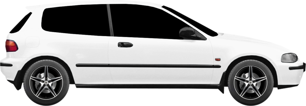 Battery for HONDA CIVIC V (Generation 5) Hatchback (EG)